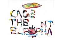 Cage the Elephant - promoted with Haulix